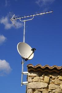 installation antenne hyères