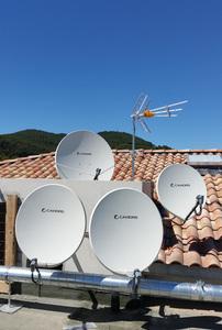 installation antenne